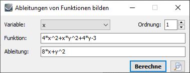 Kalkules Differenzieren